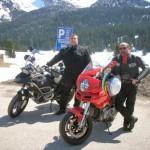 Ironbikers: tanti Km un'unica passione.