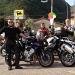 Pit stop in val d'Adige.