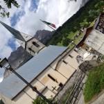 La parrocchiale di Selva di Cadore