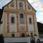 La parrocchiale di Obertilliach.
